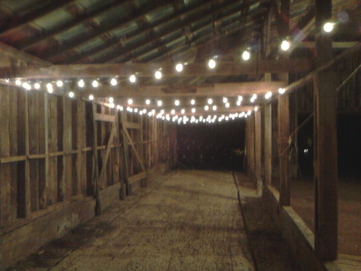 String Lights At Night : 35 best images about Lights on Pinterest Wedding venues, Receptions and Wedding