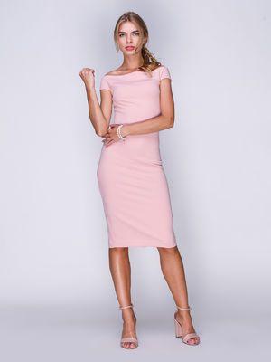 Платье персикового цвета - MarieM - 2491049