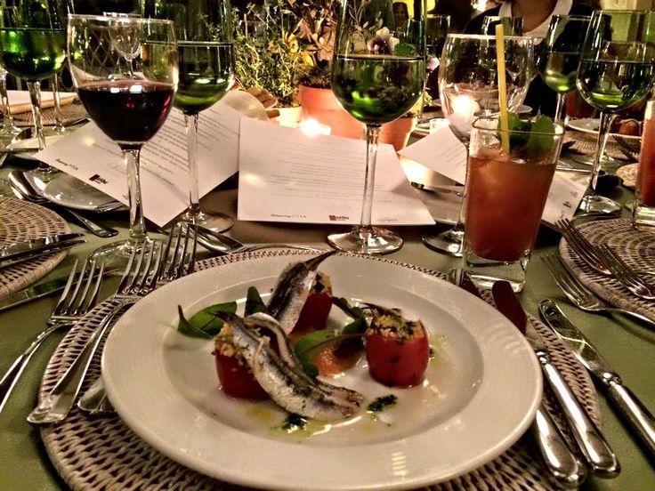 Unique culinary creations at Acropolis Secret restaurant of Divani Palace Acropolis   http://divaniacropolishotel.com/
