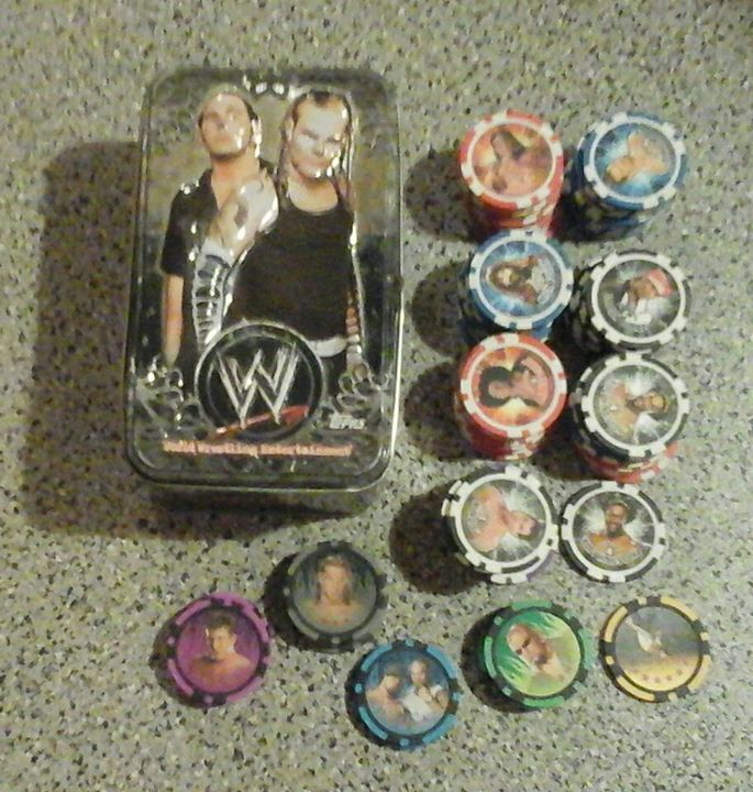 WWE Chipz Dose usw €15   #Sankt #Johann  #Saarland  #Germany  #Im... WWE Chipz Dose usw €15 - #Sankt #Johann, #Saarland, #Germany  #Im #Auftrag #zu #verkaufen  WWE Chipz 71normale, 14 #Power Chipz #und Sammeldose. #Versand 4€ #als Paeckchen #Oder #Selbstabholer  #Link #zum Flohmarkt:  WWE Chipz Dose usw €15 - #Sankt #Johann, #Saarland, #Germany  #Im... | #Kleinanzeigen #Saarbruecken / #Saarland http://saar.city/?p=77132