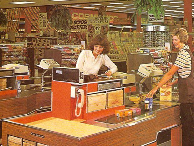 Rétro 70 : les magasins d'antan étaient tellement plus cool