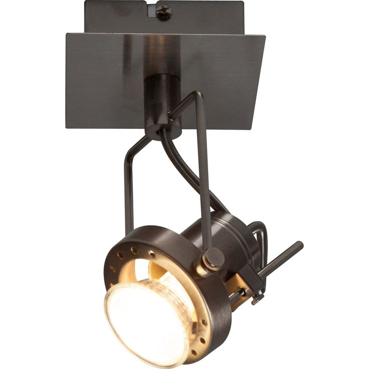 Nombre de lumières:1                                                                                                                                           Ampoule fournie:Oui                                                                                                                                           Type d'ampoule:Halogène