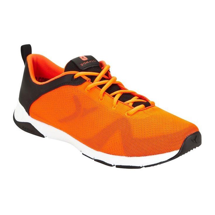 Fitness_Fitnesskleding Fitness, Gym, Dans, Pilates - Fitness-schoenen 360 Breathe DOMYOS - Fitnesskleding