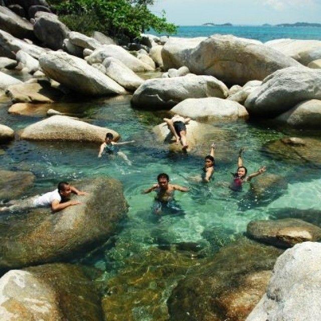 picture of Wisata Pulau Lengkuas Belitung, Wisata Terindah Di Belitung