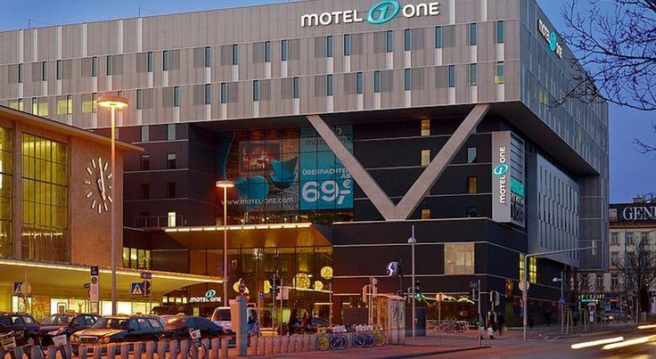 Motel One Wien Westbahnhof , Viyana, Avusturya