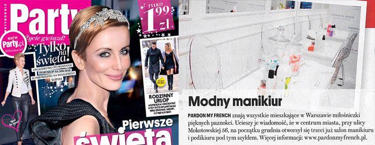 Nowy salon Pardon My French