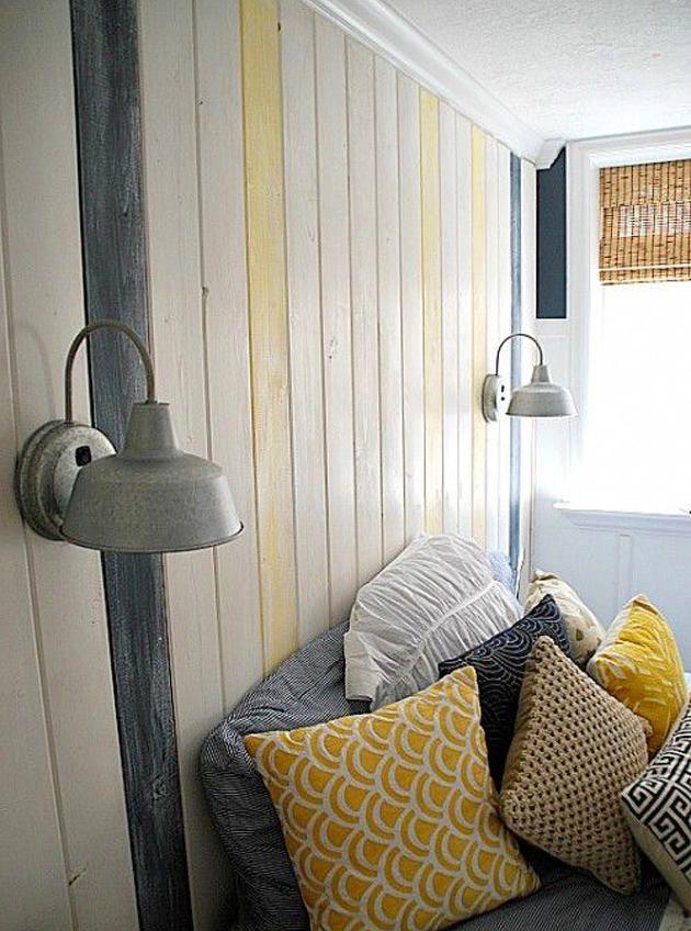 Декор в цветах: серый, светло-серый, белый, бежевый. Декор в стилях: средиземноморский стиль.