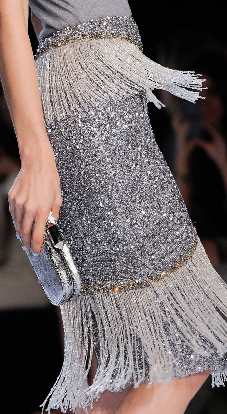 Badgley Mischka | S/S 2014♥✤ | KeepSmiling | BeStayBeautiful