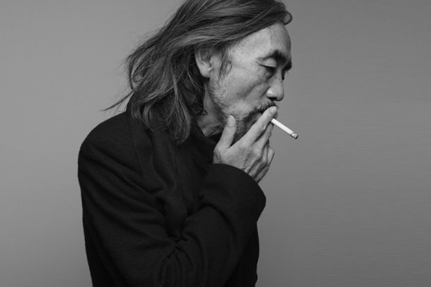 "Yohji Yamamoto  ""For my total life, I am comfortable being in black, not in the light."""