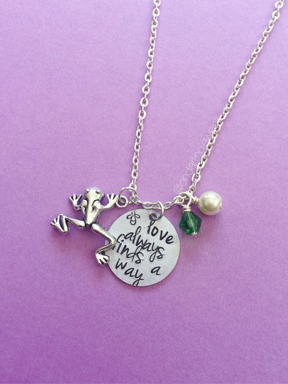 Disney's Princess and the Frog Inspired by ohdarlingjewelry
