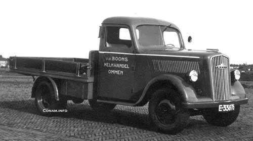 Opel Blitz   Hoetmer E 33876 Opel