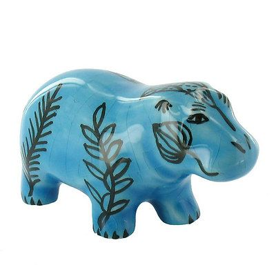 Small Hippopotamus Louvre