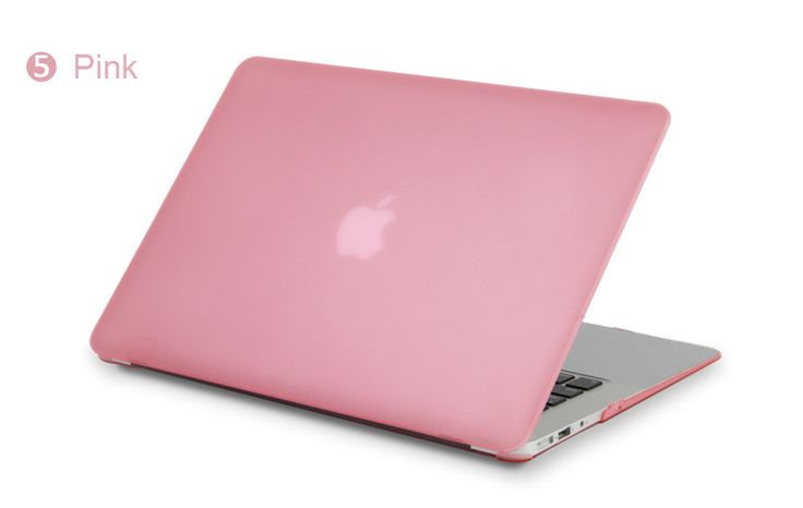 Transparent Candy Colored Macbook Air Retina Protector Case 11 Colors
