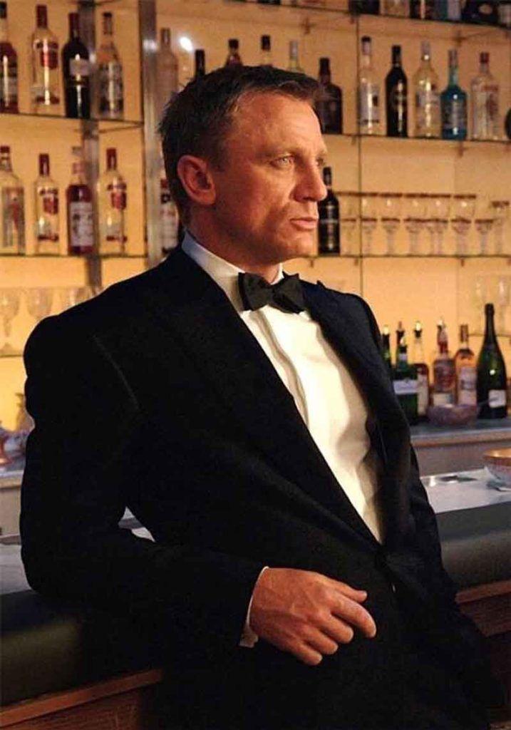 The Evolution Of James Bond Daniel Craig Suits Casino
