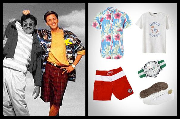 Larry Shirt 2 - How to Dress Like: Weekend at Bernies | Complex