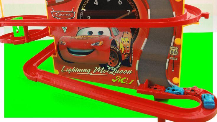 Desney Track Racer Racing mini Car Toy Kids' Toys 디즈니 미니 레이싱 장난감