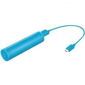 Nowa, poręczna ładowarka USB Nokia w kształcie walca. W jego wnętrzu kryje się bateria litowo-jonowa o pojemności 3200 mAh, której zdolność do przechowywania ładunku wynosi ponad 3 miesiące. Wydajność prądowa na wyjściu to 950 mA. Ładowarka posiada wskaźnik składający się z czterech diod LED, wskazujących stan naładowania wewnętrznego akumulatora.