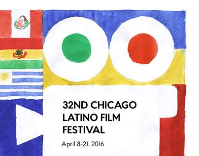 "Check out new work on my @Behance portfolio: ""Chicago latino film festival 2016"" http://be.net/gallery/36388433/Chicago-latino-film-festival-2016"