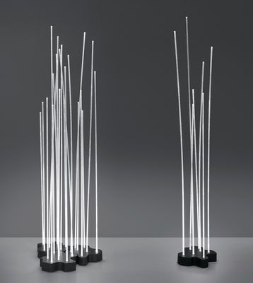 Reeds LED Outdoor Stehleuchte / 21 Leuchtstäbe