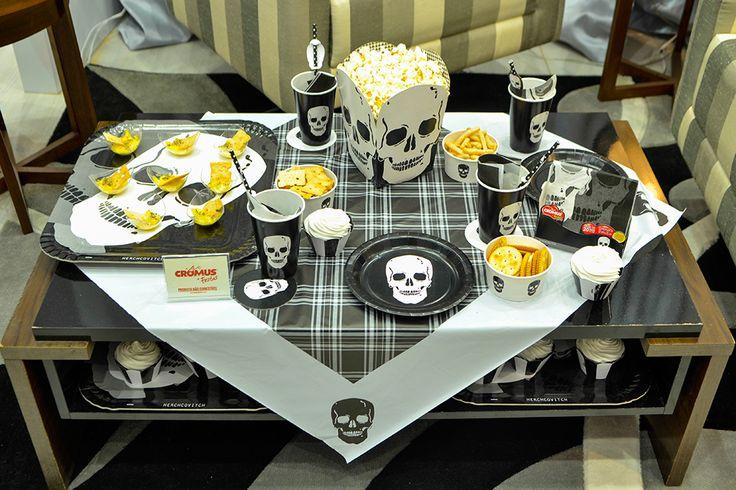 Festa Caveira #cromus #rock #skull #caveira