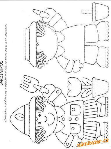 AKTIVITY S DĚTMI - Pro předškoláčky - pracovní listy pro děti - pro zahnání dlouhé chvíle