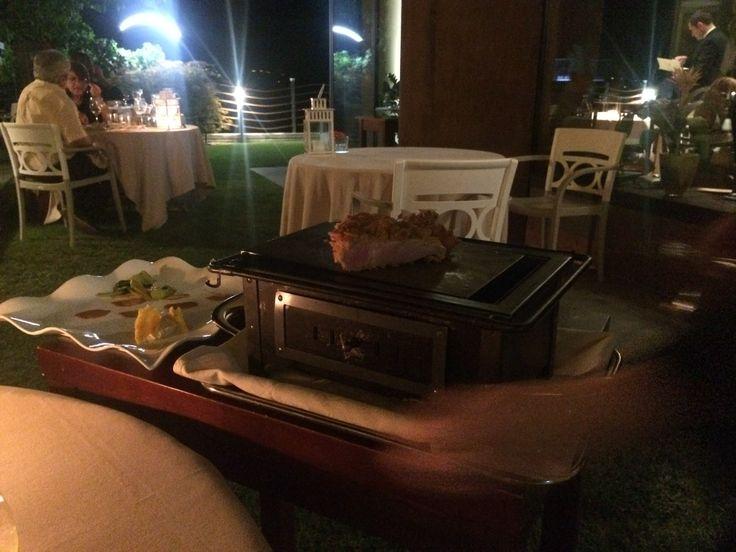 Maurilio Garola - Menù degustazione del ventennale 19.08.2017 - i suoi piatti più celebri