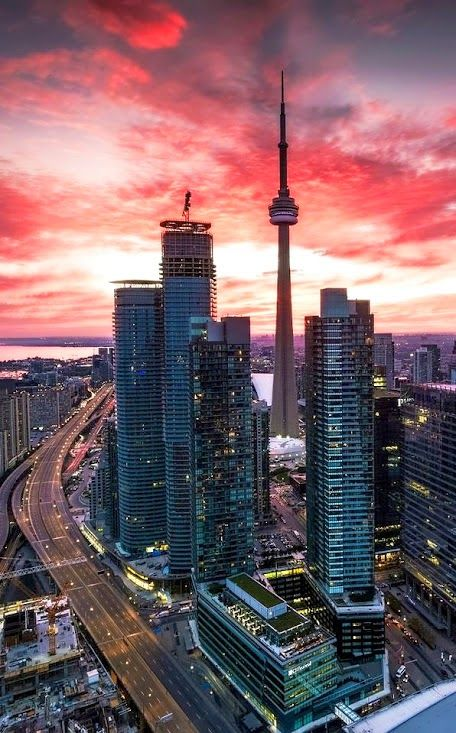Photos of cities - Comunidad - Google+ Toronto.