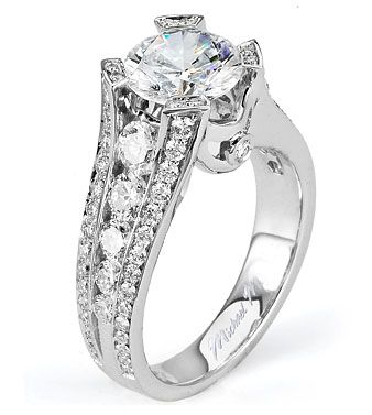 29 best Michael M images on Pinterest Wedding bands Diamond