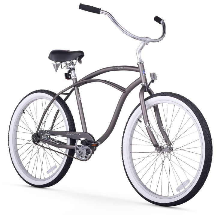 Men's Urban Man Classic Beach Cruiser Bike