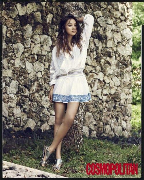 이효리 Lee Hyori | Cosmopolitan magazine | in Bali