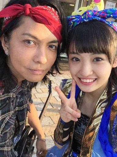 BackStage #HYDE with Sakura Nao(Team Syachihoko) #VAMPS #KishidanBanpaku #KishidanExpo #2015