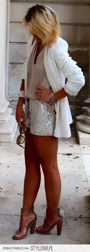 READY OR NOT SHORT SHORTS AND HEELS ARE BACK ALSO......