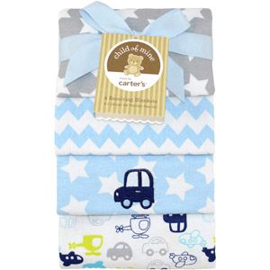 Child Of Mine By Carter S On The Go 4 Pack Flannel