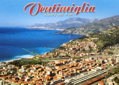 - Vintimille (Ventimiglia) Marina SanGiuseppe - Italie