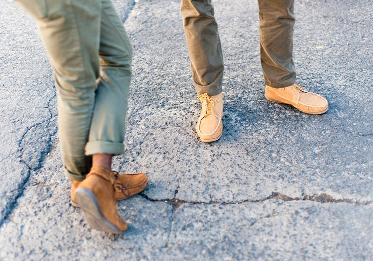 Minnetonka + Mill City Men: A lookbook of the men who live, work and play in their mocs.