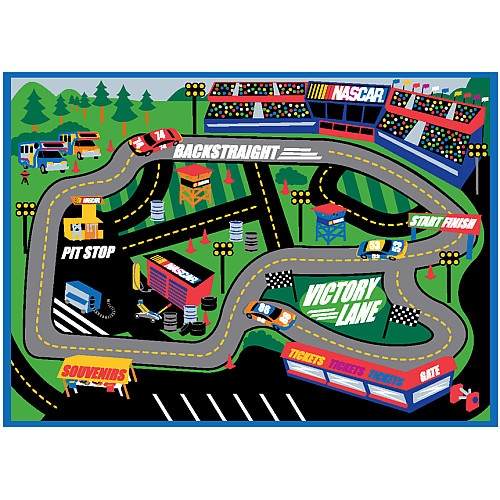 Nascar Play Rug Toys Amp Games Nascar Com Superstore 24