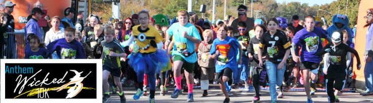The #Anthem #Wicked10K Oct. 24-25th is the largest  race/ party w/ over 10K participants. Come have fun, be creative, and dress up for the #Halloween season.  Siebert Realty - The Beach People Sandbridge Beach, Virginia Beach, VA  #Delorens #TheDeloreans   #Wicked10kRun #Wicked10KRace