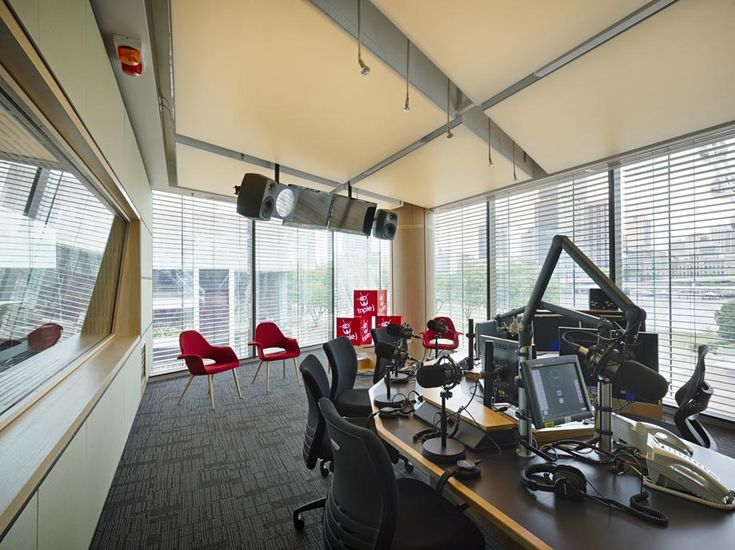 ABC Radio Studio | Richard Kirk Architect