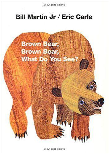Amazon.fr - Brown Bear, Brown Bear, What Do You See? - Bill Martin Jr, Eric Carle - Livres