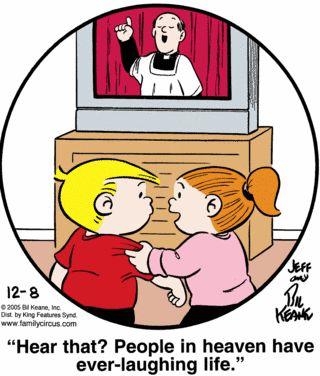 17 Best ideas about Christian Cartoons on Pinterest | Religious ...