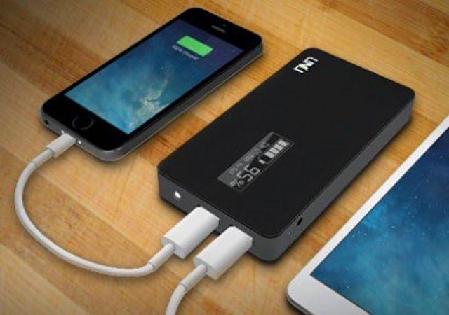 UltraPak ile 15 dakikada Şarj  #Apple #iPhone #iPhoneNEws #Tech