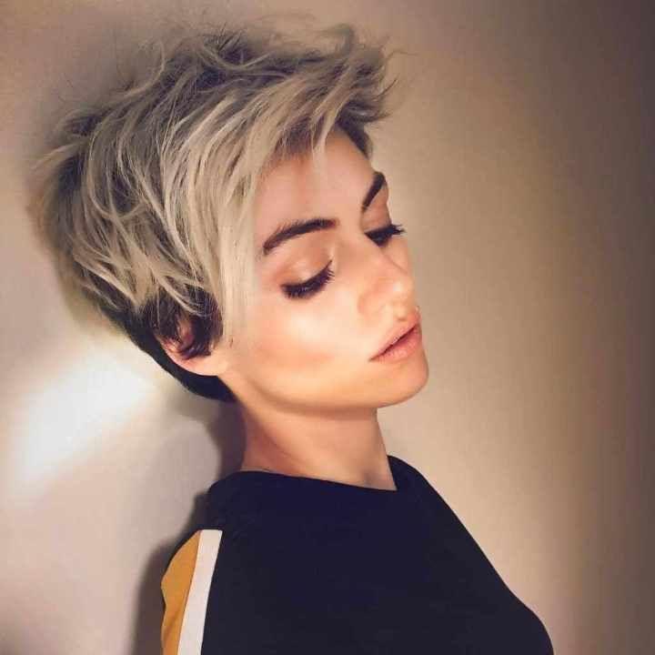 43 Best Short Pixie Cut Frisuren 2019 – Süße Pixie-Haarschnitte für Frauen …
