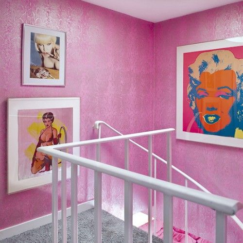 261 best Pop Art Interior Design images on Pinterest Art - einrichtung stil pop art