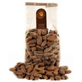 Fèves de cacao, un ingrédient puissant et sain.