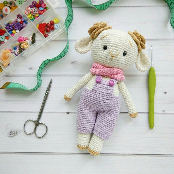 Вязаные игрушки byMarieSmthred (Ульяновск)