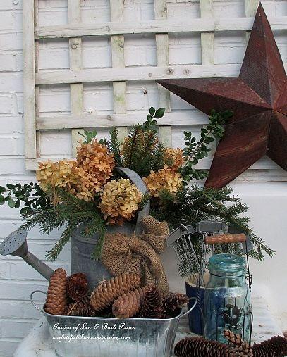 Winter Holiday Decorating