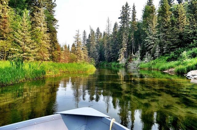 Kingsmere River Saskatchewan