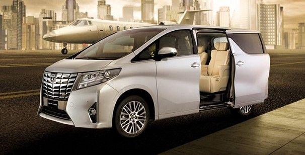 Toyota Alphard 2020 All New Toyota Alphard 2020 New Toyota Alphard 2020 Toyota Alphard 2020 Kendaraan