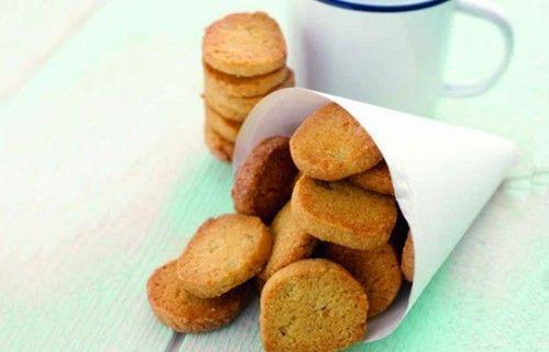 Biscotti di Mandorle e Ceci