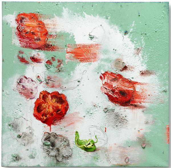 Preba i tomatiges, Miquel Barcelo, Terramare 2010